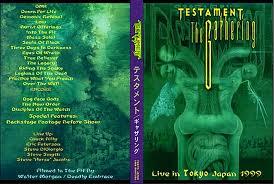 "Testament ""Live in Tokyo, Japan"""