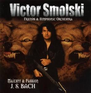 """Victor Smolski """"Majesty & Passion"""""""